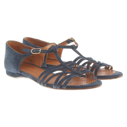 Other Designer Chie Mihara - suede sandals