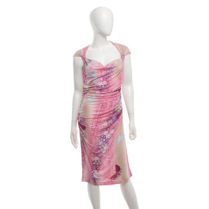 Emanuel Ungaro Dress with pattern