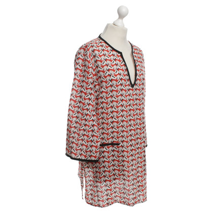 Tory Burch Tunic with pattern