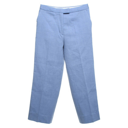 Reiss Pantaloni in azzurro