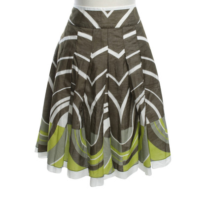 Strenesse skirt with pattern