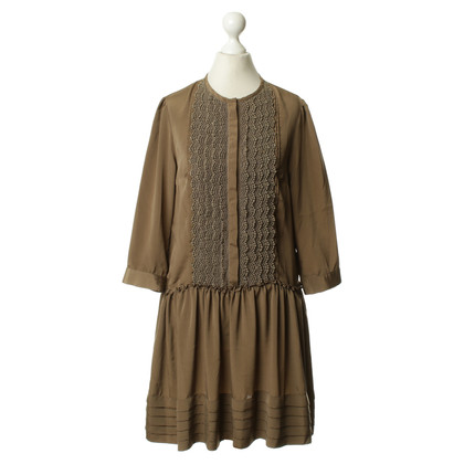 Paul & Joe Dress in khaki