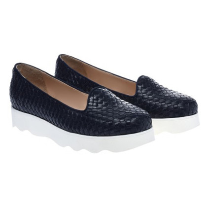 Baldinini Slipper in Blau