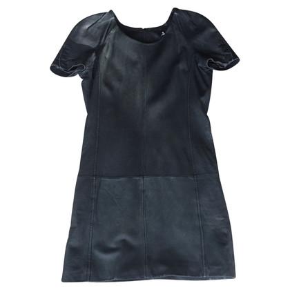 Iro Mini abito realizzato in pelle