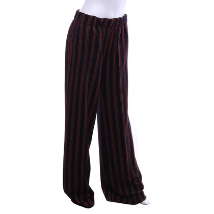 Pinko trousers with stripe pattern
