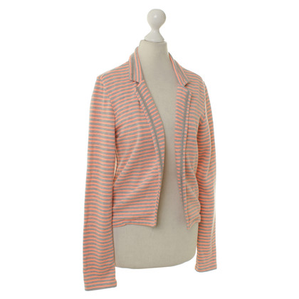 Maison Scotch Jacket with stripe pattern