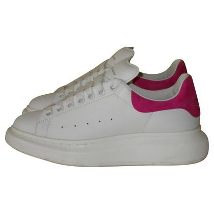 Alexander McQueen Plateau-Sneakers