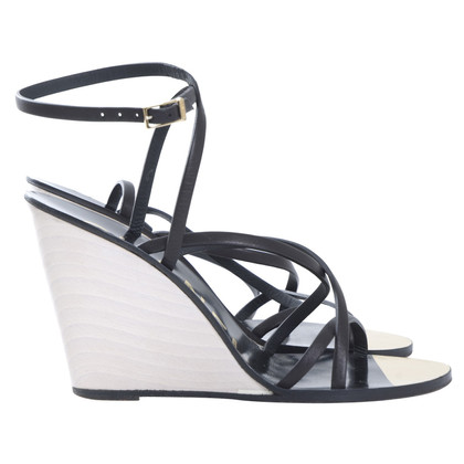 Chanel Sandals with wedge heel