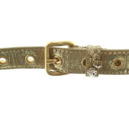 Miu Miu Applicazione Belt