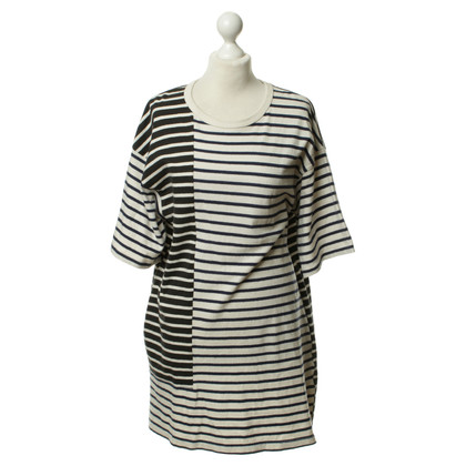 Wood Wood Striped cotton dress