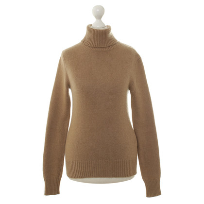 Ralph Lauren Turtlenecks in camel