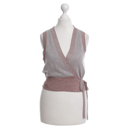 Dorothee Schumacher Vest with glitter thread