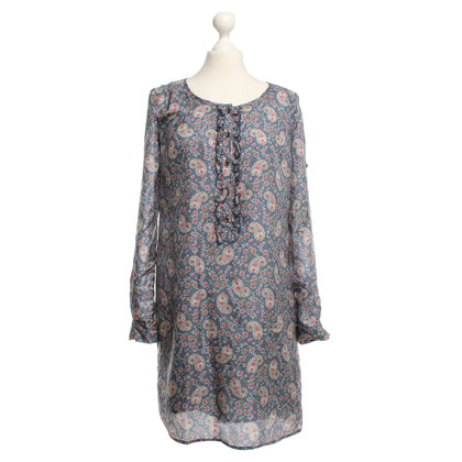 Set Dress with floral pattern