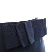 Giorgio Armani Silk skirt in blue