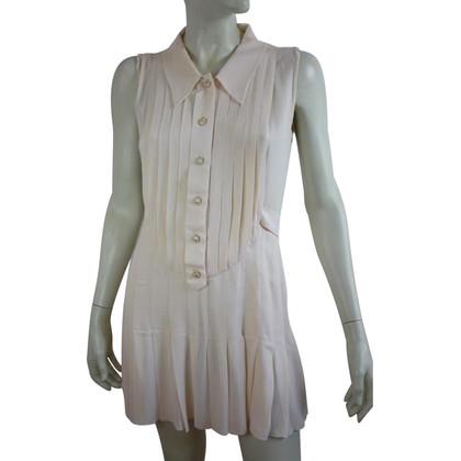 Chanel zijden jurk