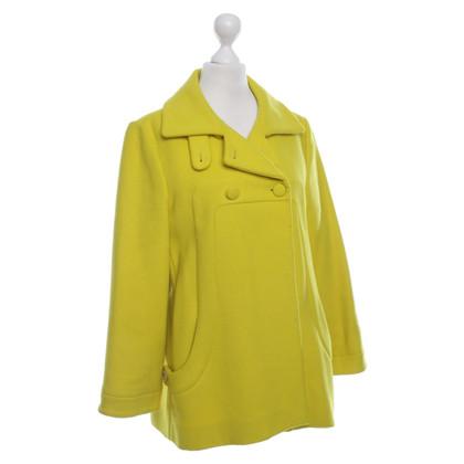 Marni Jacket in Yellow