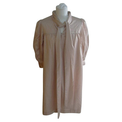 Manoush Seidenkleid mit Muster