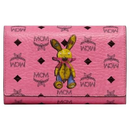 MCM MCM Bunny Trifold-portemonnee