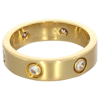 "Cartier ""Love Ring"""
