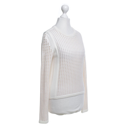 Tory Burch Knit sweater in pastel colors