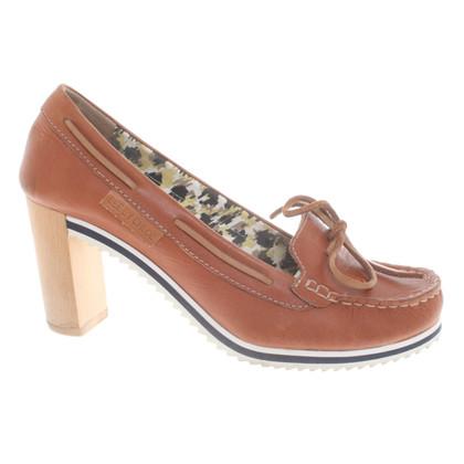 See by Chloé pumps en brun