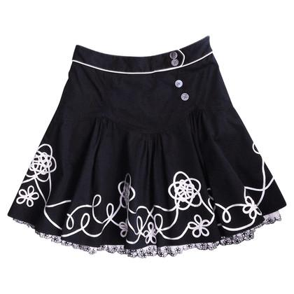 Karen Millen cotton skirt