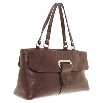 Hogan Handtasche in Braun