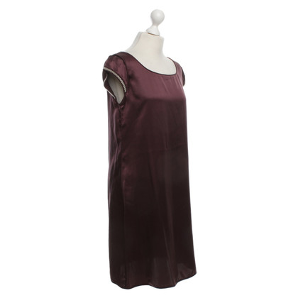 Dorothee Schumacher Seidenkleid in Bordeaux