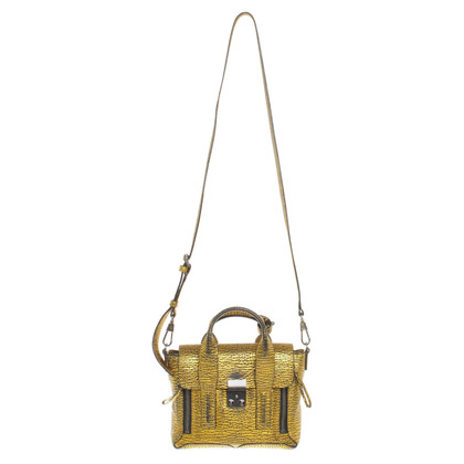 3.1 Phillip Lim Handtas in geel