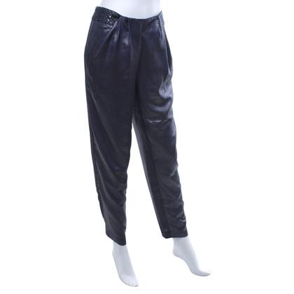 Hoss Intropia Pantaloni in Blue
