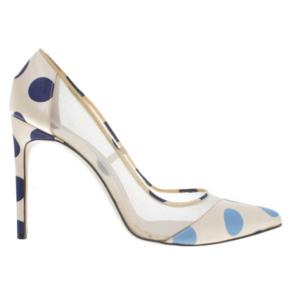 Bionda Castana pumps of material mix