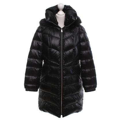Michael Kors Coat in zwart Beneden