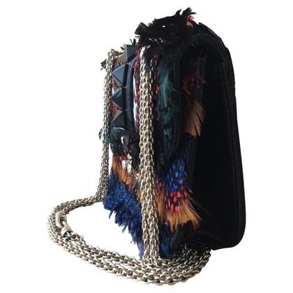 """Valentino """"Rockstud Lock Bag Small"""" Ltd. E."""