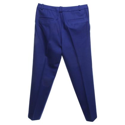 Comptoir des Cotonniers Pantaloni in Blue