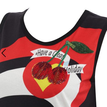 Dolce & Gabbana top with motive