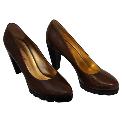 Walter Steiger pumps in patent leather