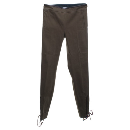 Sport Max Pantaloni in verde scuro