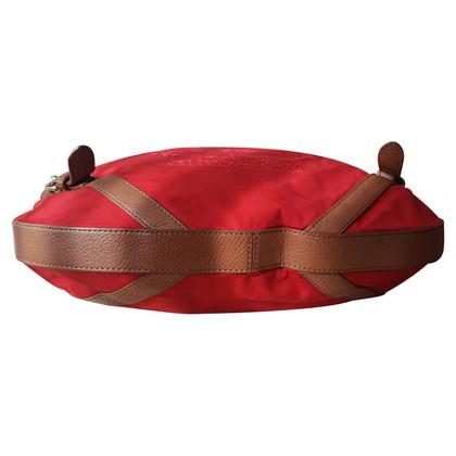 Burberry Red Shoulder Bag