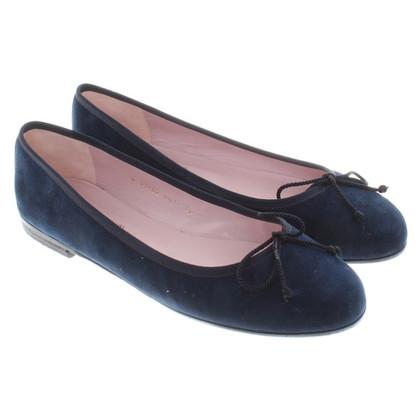 Pretty Ballerinas Ballerinas in dark blue