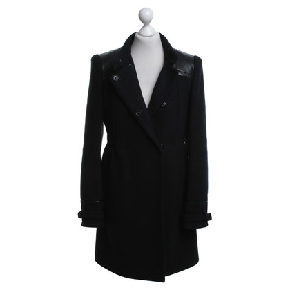 Maje Coat with details