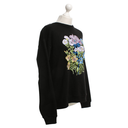 Christopher Kane Oversize sweater with embroidery