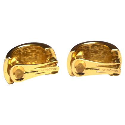 Christian Dior ear clips