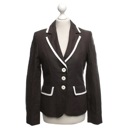 Hobbs Blazer in brown