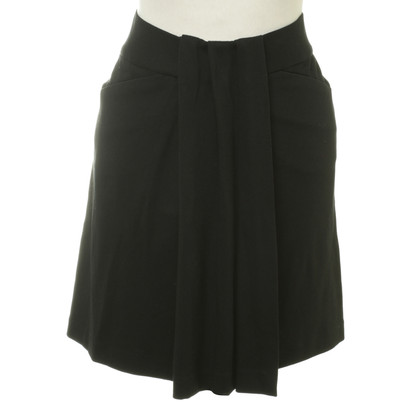 Diane von Furstenberg Black mini skirt