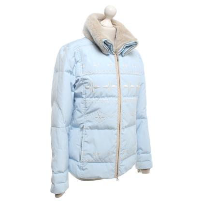 Bogner Down jacket in light blue