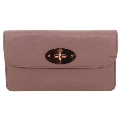 Mulberry Darley Portefeuille long en bois de rose