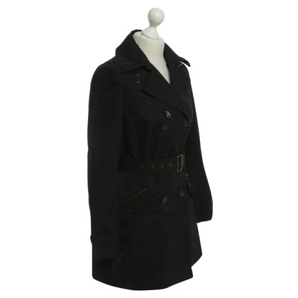 Woolrich Trench in nero