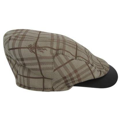 Burberry berretto piatto