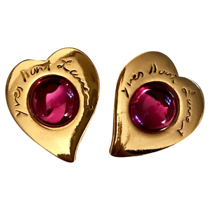 Yves Saint Laurent Vintage Earrings Yves Saint Laurent