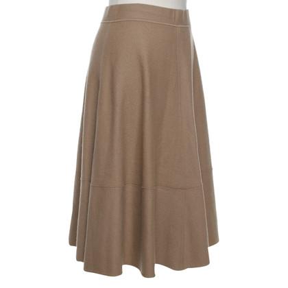 Marc Cain Circle skirt made of wool